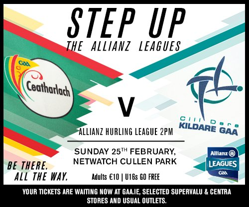 test Twitter Media - The Senior Hurling team travel to Netwatch Cullen Park this Sunday for round 4 of the Allianz Hurling League.   Come support the team & management #AllianzLeagues #BeThereAllTheWay https://t.co/WYqC9P0qpO
