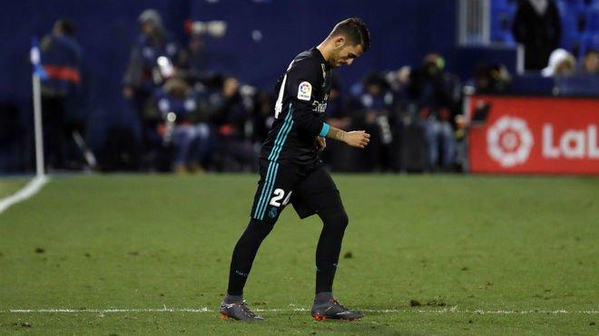 Torpeza de Zidane con Ceballos, no humillación trib.al/7cI6gkq La opinión de @Sanchez__Jesus