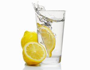 citroensap op nuchtere maag afvallen