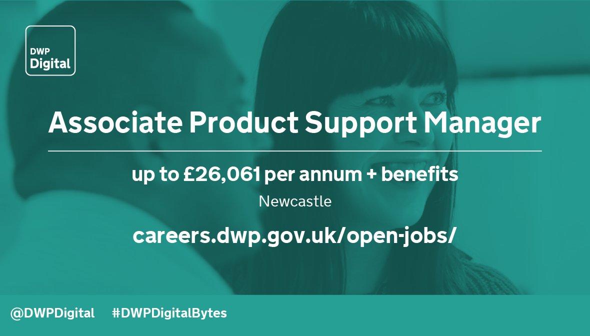 DWP Digital Jobs on Twitter: