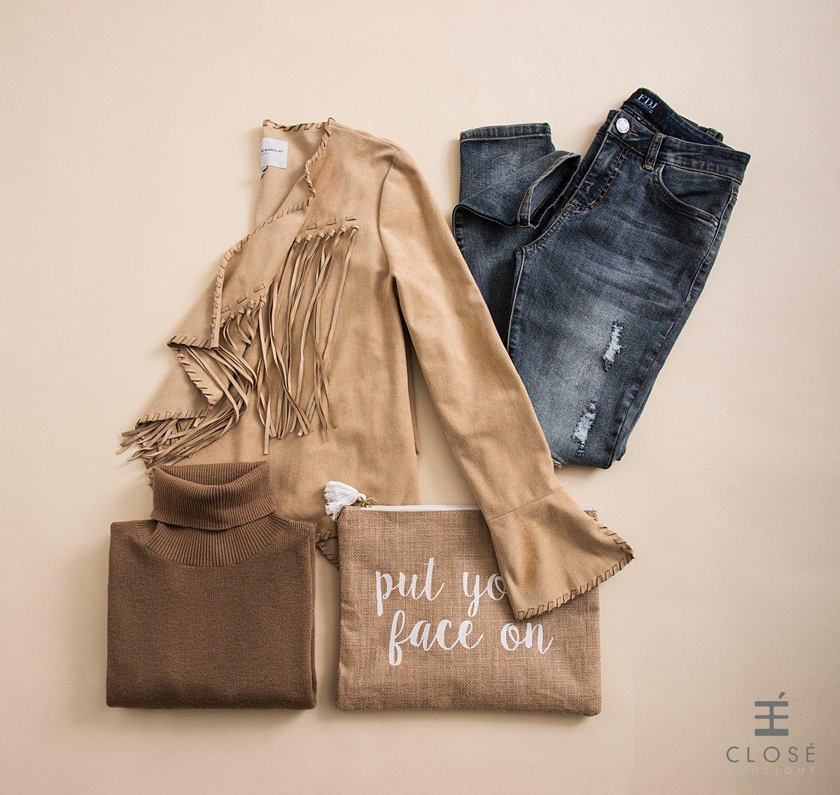 Una propuesta más que Closé te ofrece para crear tu #totallook. #DressInStyle #SeeNowBuyNow https://t.co/dN3098qEWK