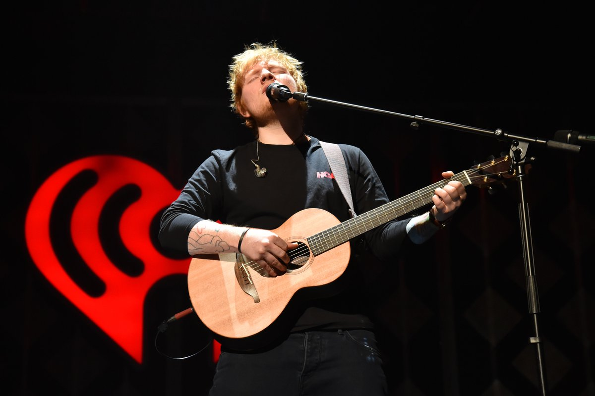 #EdSheeran shares the story behind his 'mystery ring': https://t.co/tOToxHyWe9 😍