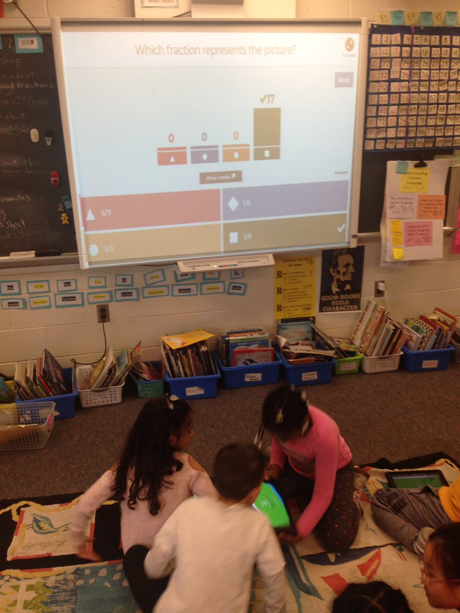 RT <a target='_blank' href='http://twitter.com/2ndHfb'>@2ndHfb</a>: It's all about fractions using Kahoot during math today. <a target='_blank' href='http://search.twitter.com/search?q=DLDay'><a target='_blank' href='https://twitter.com/hashtag/DLDay?src=hash'>#DLDay</a></a> <a target='_blank' href='http://search.twitter.com/search?q=DLDAPS18'><a target='_blank' href='https://twitter.com/hashtag/DLDAPS18?src=hash'>#DLDAPS18</a></a> <a target='_blank' href='http://search.twitter.com/search?q=hfbtweets'><a target='_blank' href='https://twitter.com/hashtag/hfbtweets?src=hash'>#hfbtweets</a></a> <a target='_blank' href='https://t.co/dNWD1fGPFl'>https://t.co/dNWD1fGPFl</a>