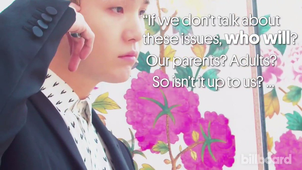 ✨ Powerful words from BTS' Suga ✨ https:...