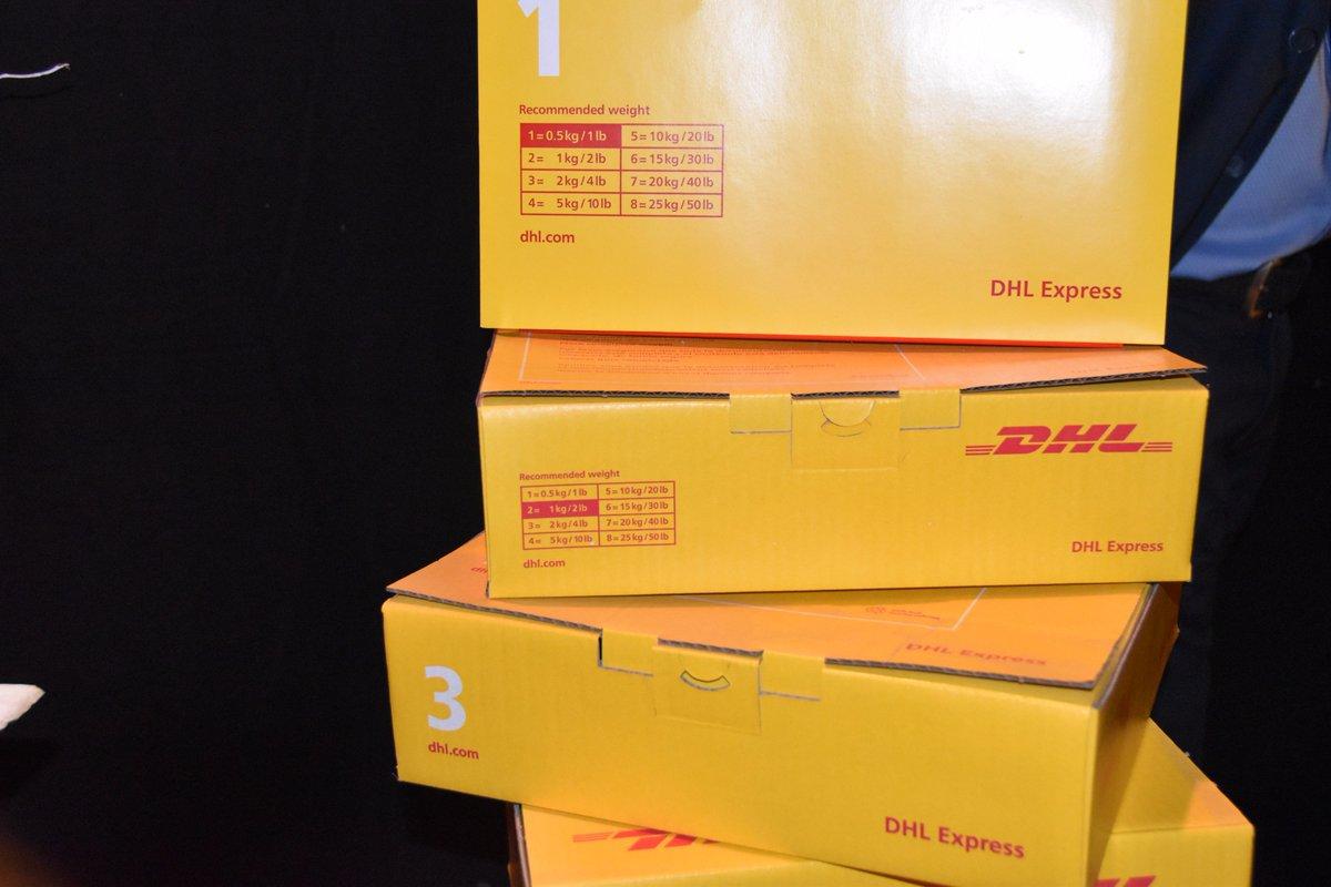 DHL parcels