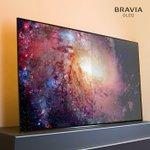 Unser #SonyA1 #OLED 4K UltraHD HDR #SmartTV zeigt dir eine neue Welt!  Mehr Infos: https://t.co/wzswojbYkQ #Sony