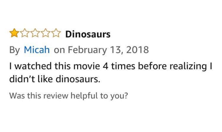 Amazon Movie Reviews's photo on Movies