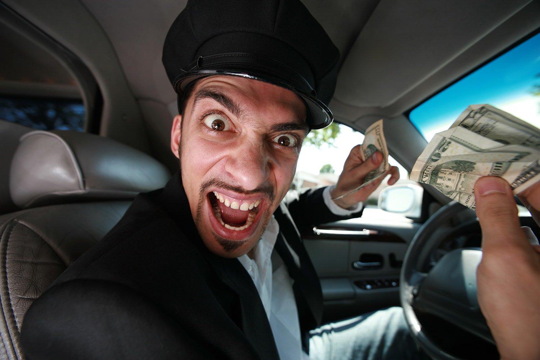 Внимание водителей такси!