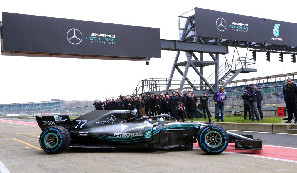 UBS Formula 1's photo on Formula1