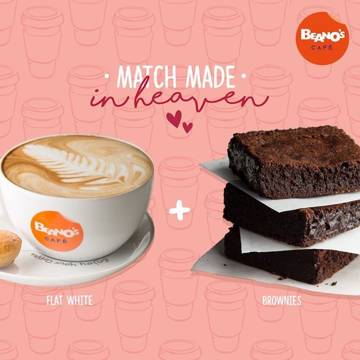 Nothing makes a perfect date as much as tasty romantic brunch does! Treat yourself through out February with a valentine Combo made of our heavenly brownies along side our signature Flat white to get those loves vibes on point! https://t.co/Z1BIeOcBwj