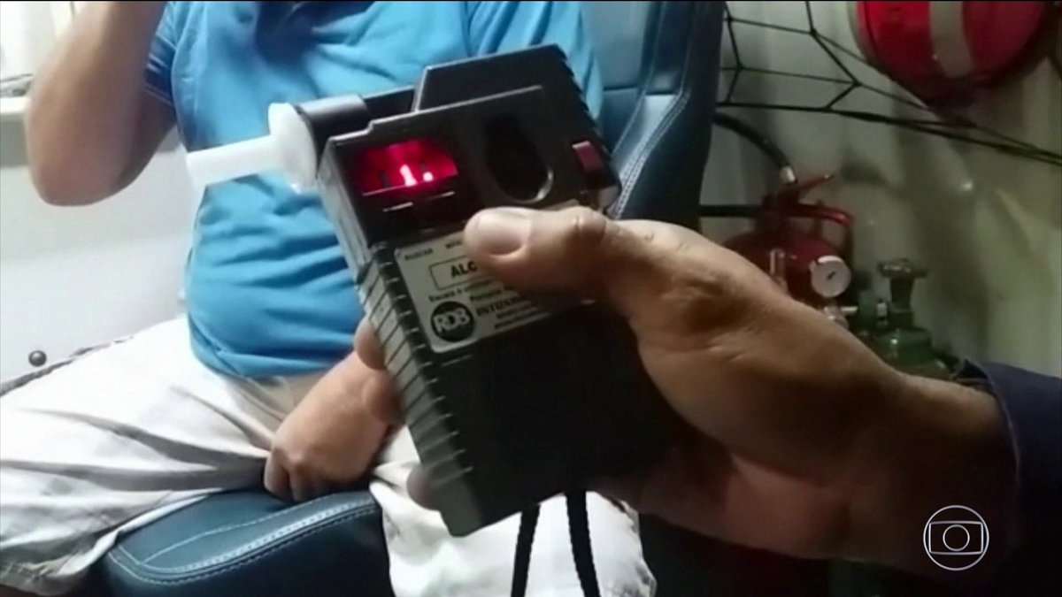 Número de motoristas flagrados embriagados nas estradas de Goiás aumenta. Só nos 50 primeiros dias do ano, foram 251 https://t.co/Wk708cPuX6