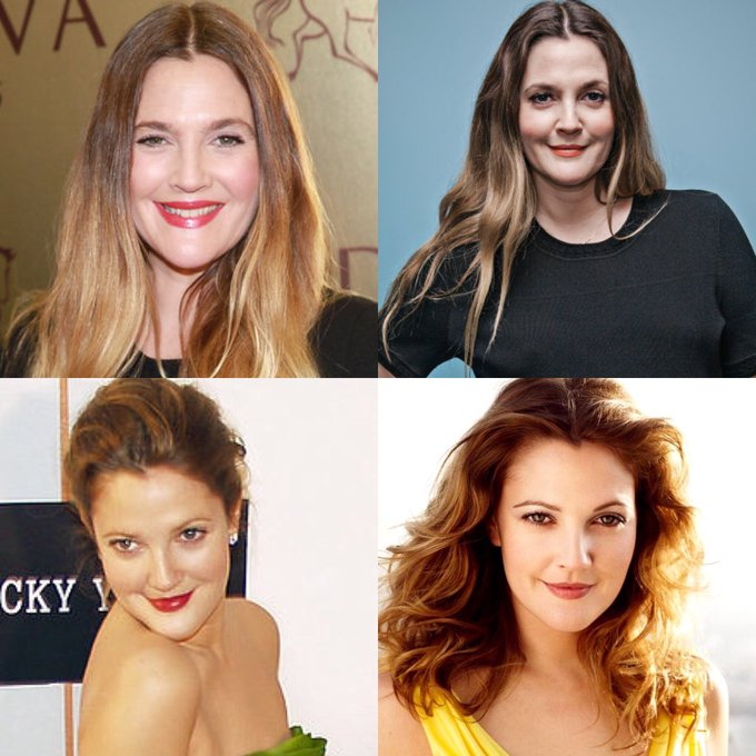 Happy 43 birthday to Drew Barrymore. Hope that she has a wonderful birthday.