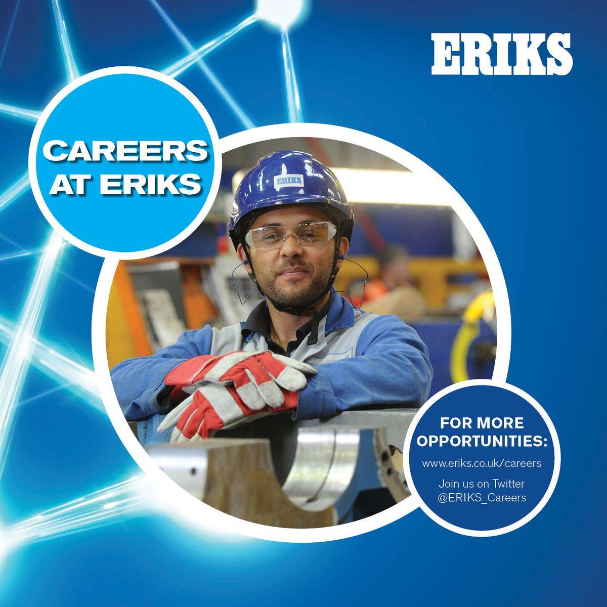ERIKS Careers's photo on #Derby