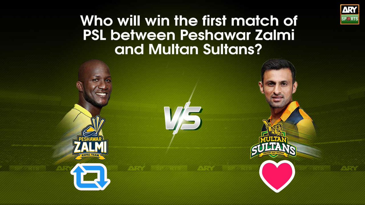 test Twitter Media - Who will win the first match of PSL between Peshawar Zalmi and Multan Sultans? #DilSeJaanLagaDe #PSL2018 #PZvMS https://t.co/W9tviOMEYQ