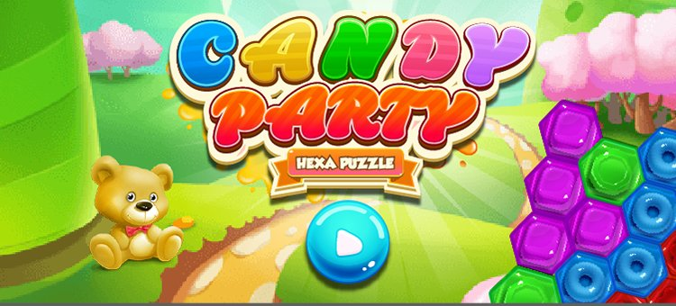 Hey, thinking of launching a great new app? Candy Party - Hexa is a ready2go app. Check it here https://t.co/J1O2uF9XEP https://t.co/wGiHhvFHAM