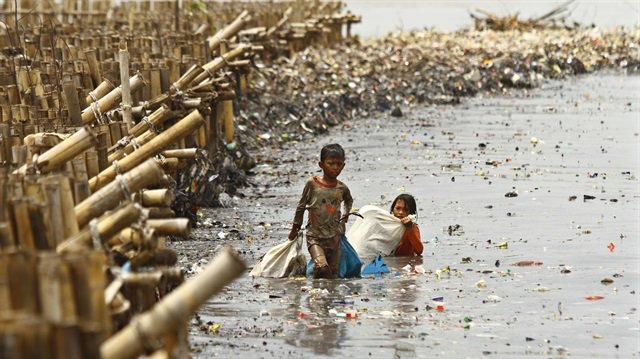 #Indonesia president says #toxic #river...