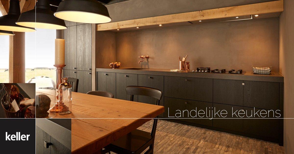 stijl eenvoudig in uw keuken toe te passen van kader modellen en gegroefde deuren tot het gebruik van natuurlijke materialen als hout en steen