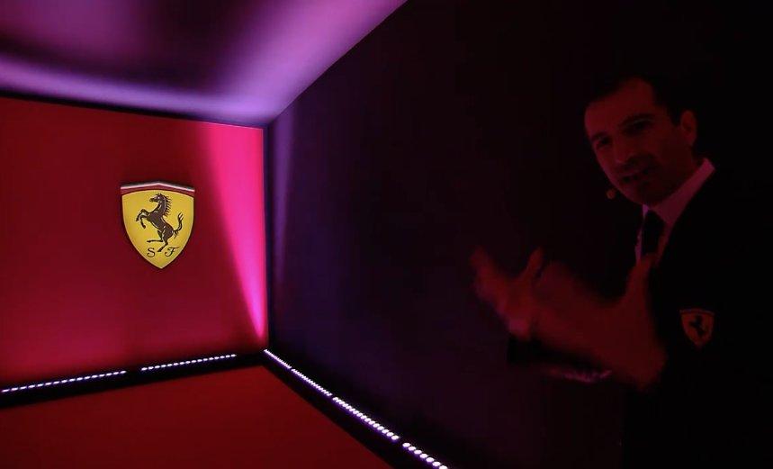 Watch launch of Ferrari SF71H Live now!