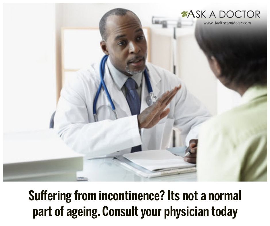 #Incontinence #AskADoctor #DailyHealthTips #HealthcareMagic  https://t.co/2rK5N075mA
