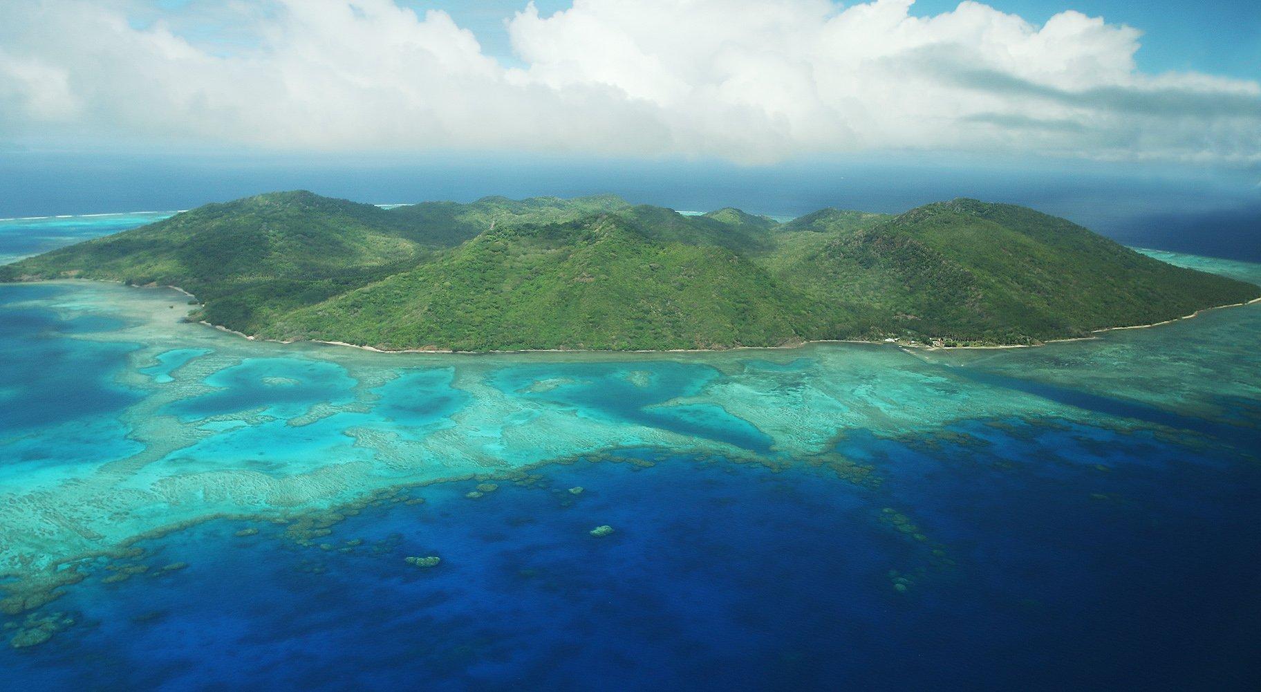 фото остров као в тихом океане самом деле
