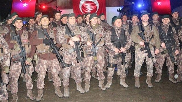 #Turkey's Gendarmerie, Police Special Fo...