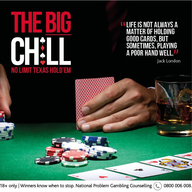 How to know when to stop playing poker rush and roulette game