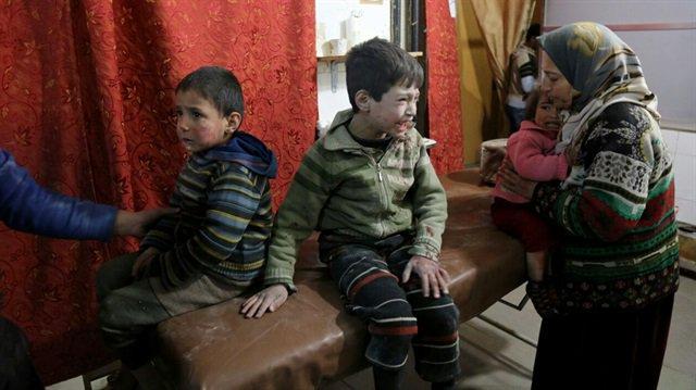 Regime strikes orphanage in #Syria's bes...