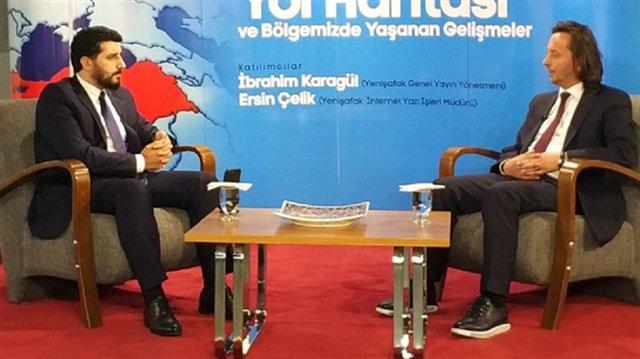 İbrahim Karagül: #Afrin op is a continua...