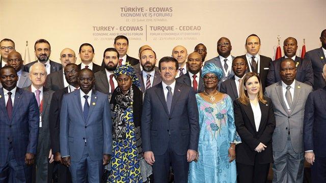 #Turkey eyes more business with West #Af...