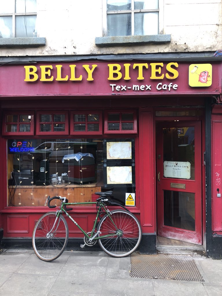 """test Twitter Media - So I skipped breakfast this morning in my rush to explore #Dublin  big mistake, after my 4th tour/exhibit of the day I was going mad with hunger. I happened to be walking past this little place called Belly Bites Cafe. I popped in and ordered a """"SuperMax"""" Burrito. https://t.co/XYDFVFt1jM"""