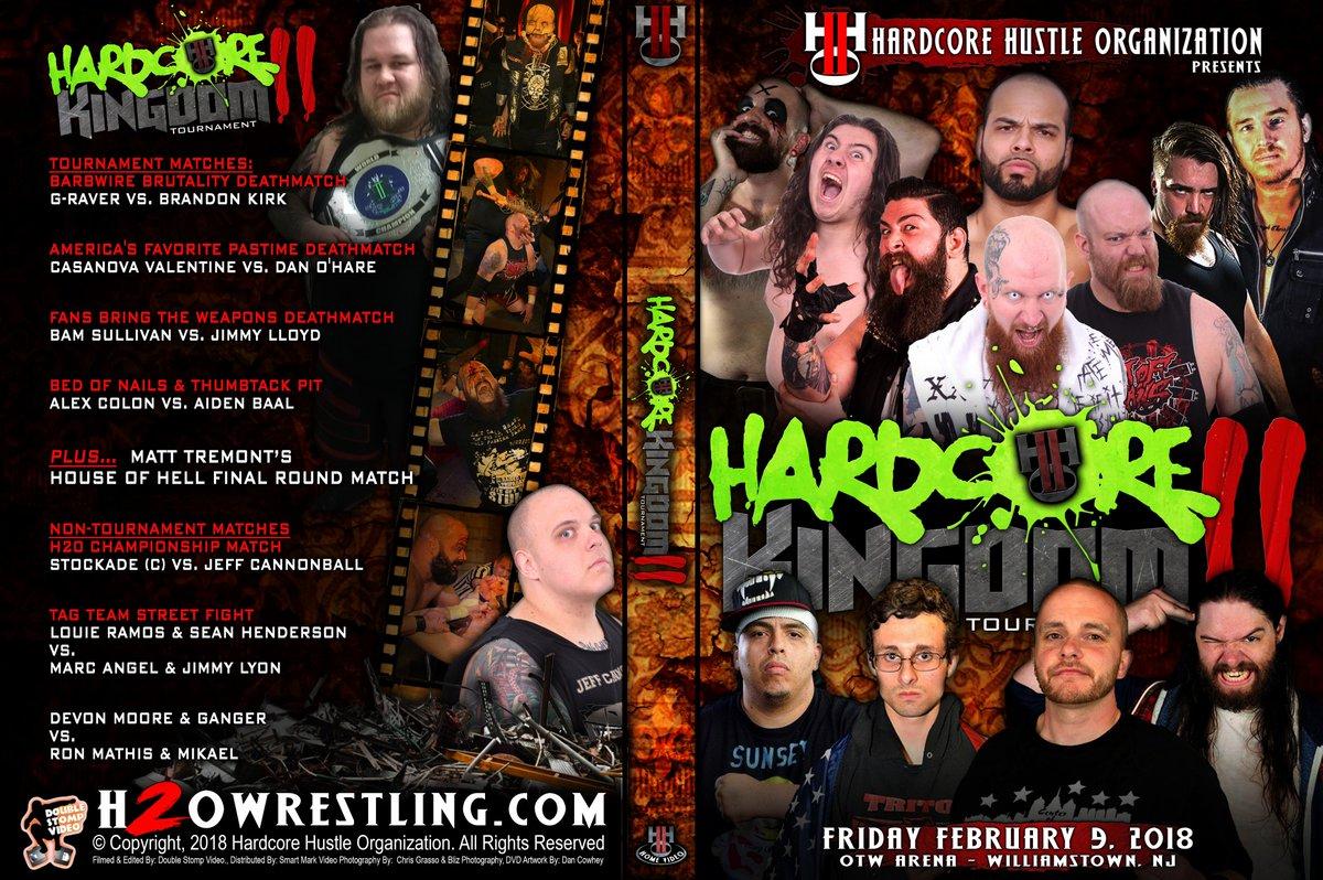 Hardcore Kingdom 2 (Deathmatch) Tourney & More  Available NOW on DVD & Digital Download @smartmarkvideo  DVD: ow.ly/SxQI30ivn3J     MP4: ow.ly/a4cr30ivn6V     VOD: ow.ly/4SOI30ivn8u