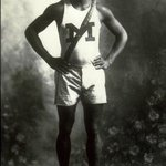 DeHart Hubbard was the first African American to win an Olympic gold medal in an individual event - the running long jump - at the 1924 Paris Summer games. He graduated with honors from the University of Michigan in 1927.  #BlackHistoryMonth #PowerInOurVoice #DST105