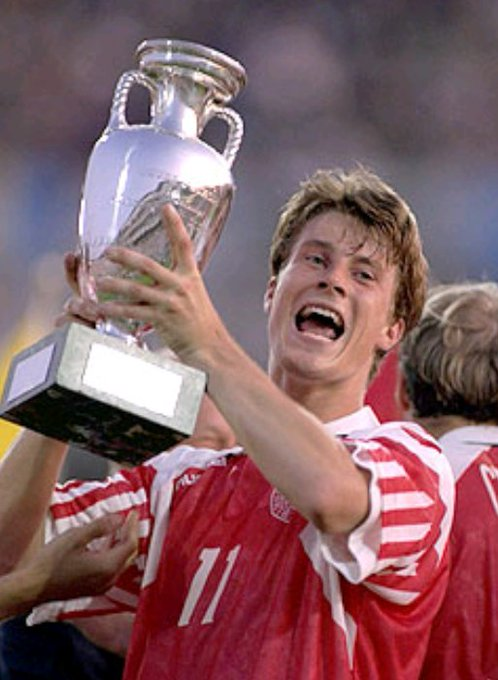 Happy Birthday To Brian Laudrup 49 Today