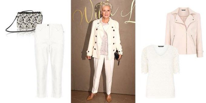 Happy birthday, Julie Walters, who turns 68 today! Recreate Julie\s super stylish look with