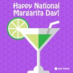 RT @USATODAY: Salt or no salt, it's #NationalMarga...