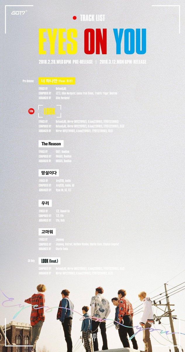 [#INFO] Lista de canciones del álbum 'Ey...
