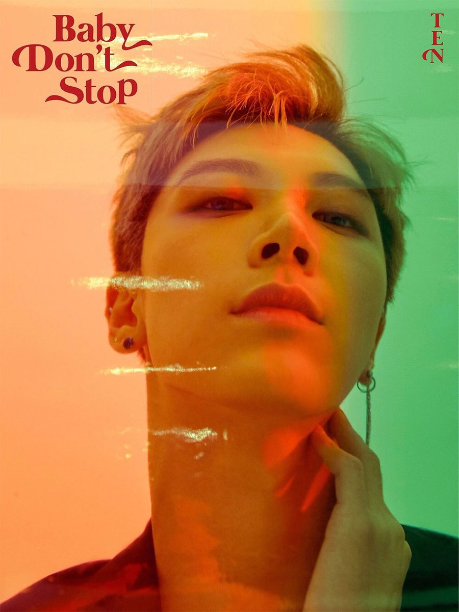 Nct U Baby DonT Stop