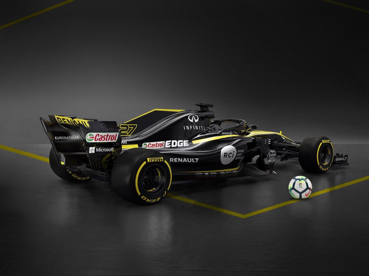 Renault Sport F1's photo on Formula1