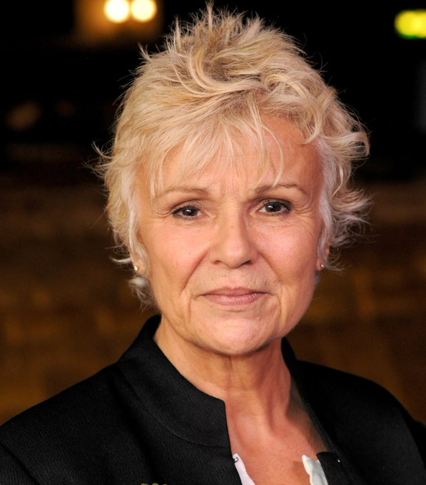 A big happy birthday to our charity ambassador Julie Walters DBE