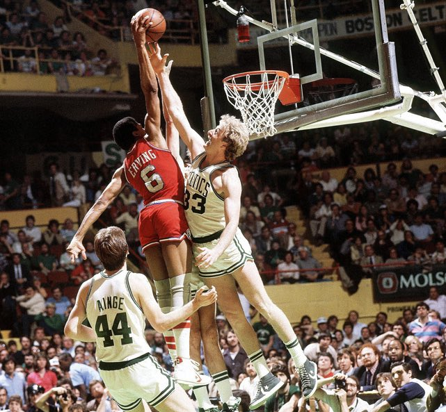 Happy 68th Birthday to Sixers legend Julius Dr. J Erving