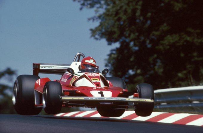 Happy Birthday to 3x World Champ Niki Lauda who celebrates his 69th today.