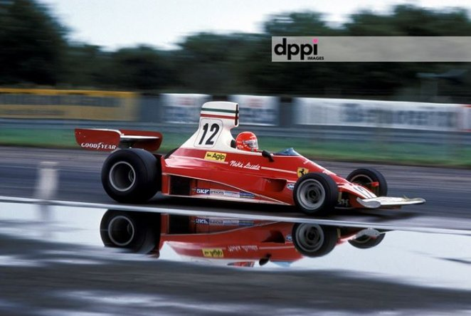 Niki Lauda turnes 69 today. Happy Birthday!