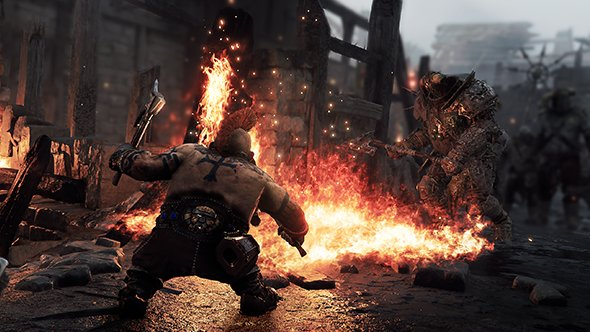 Warhammer: End Times - Vermintide 2