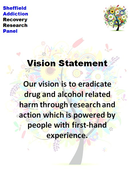 Andy irving on twitter just tweaked sheffield addiction just tweaked sheffield addiction recovery research panel sharrp vision statement pushing the overton window into the unthinkable altavistaventures Gallery