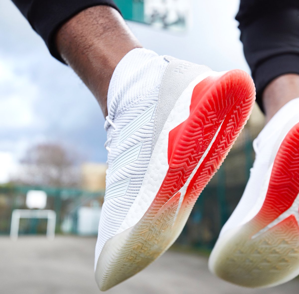 From the stadium to the street. Once a game changer, always a game changer. #BOOST