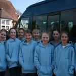 Best of luck to our U11 girls who are off to Suffolk for the U11 IAPS Netball tournament at Framlingham College @FramPrep @iapsuksport #LongacreLife