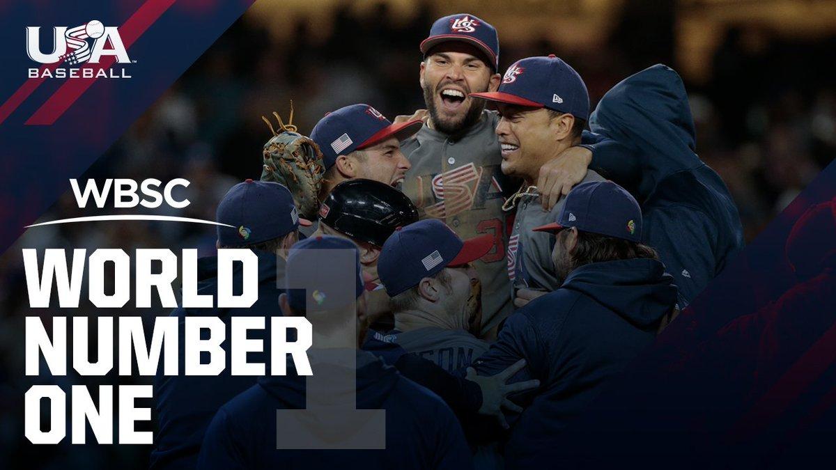 USA Baseball's photo on Baseball