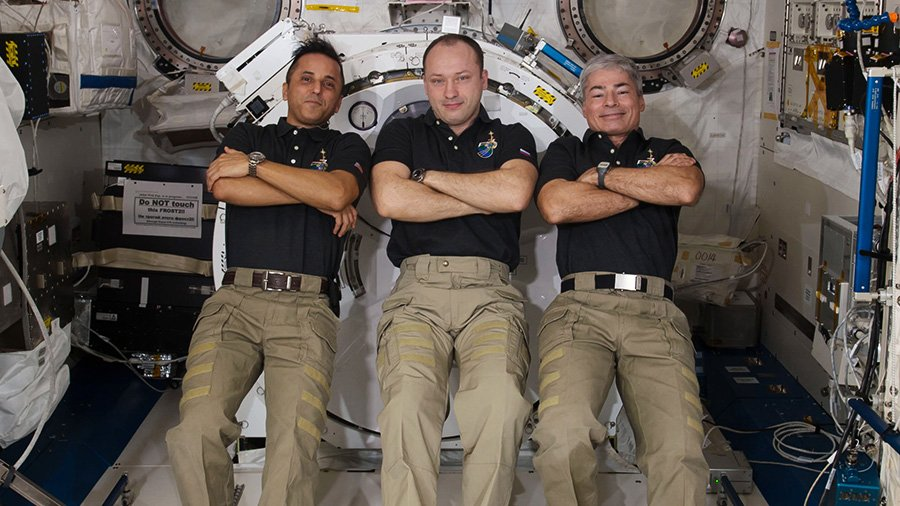 A pair of astronauts opened up #BEAM today as three Expedition 54 crew members continued preparing for their return to Earth next week. https://t.co/vUNcyPzKBE