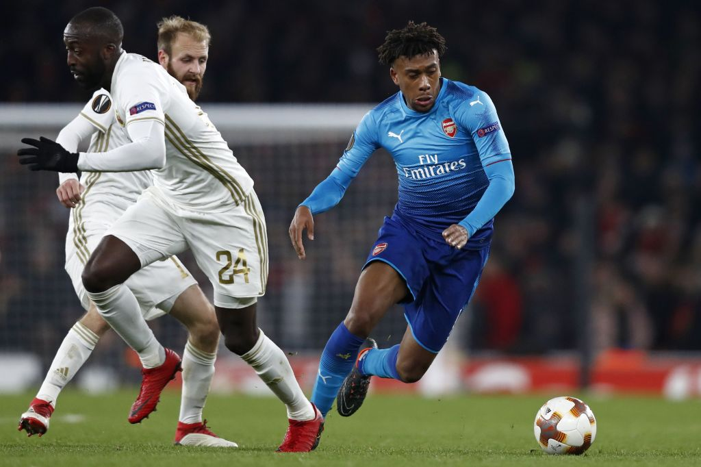 Arsenal vs Ostersunds FK: