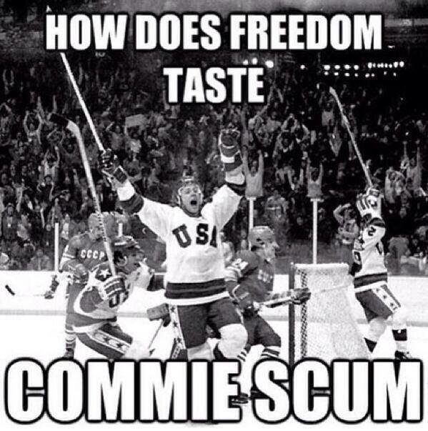 Hey Russia, do you believe in Miracles?...
